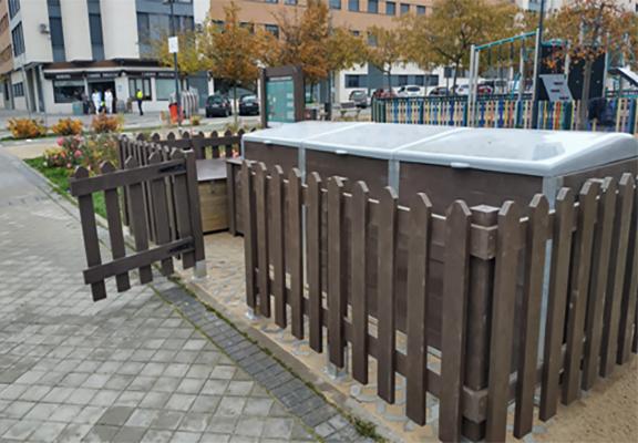Ecologismo urbano: compostaje en la vía pública
