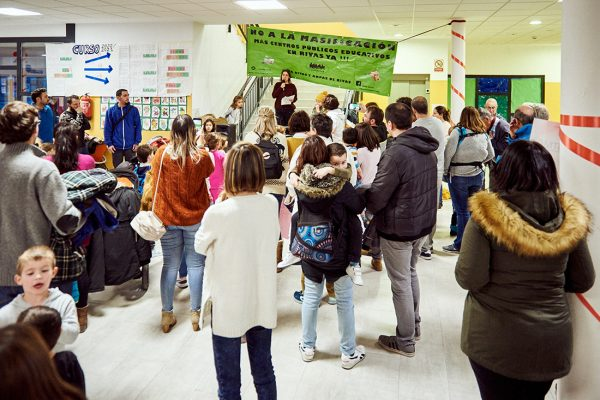 Emergencia educativa: Rivas necesita nuevos centros