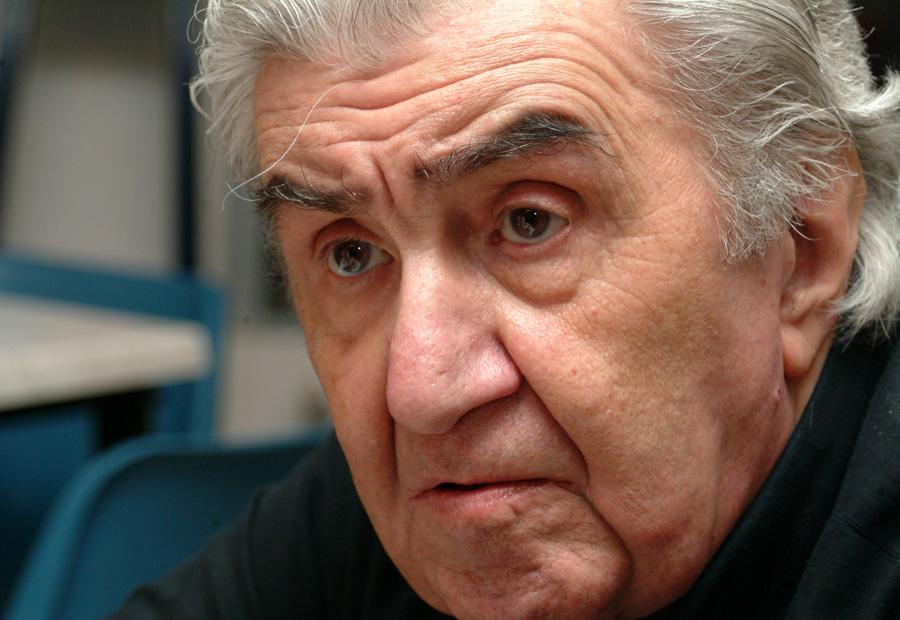 Eduardo Haro Tecglen, el escritor de periódicos
