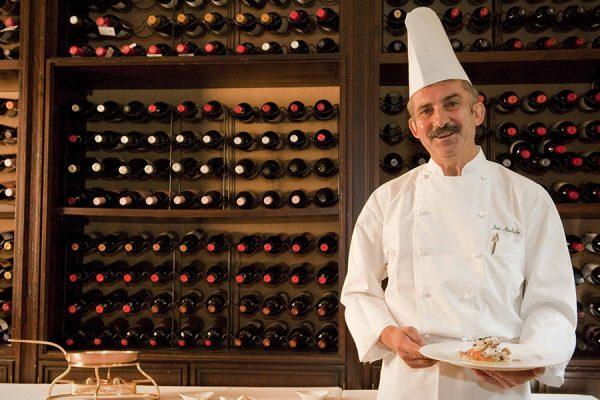José Machado: jefe en la alta cocina madrileña