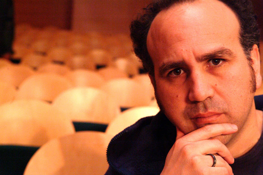 Javier Corcuera: