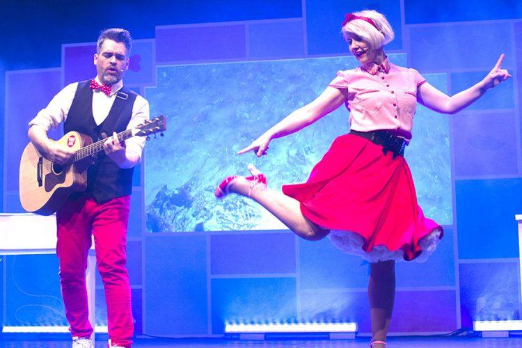 Dubbi Kids: 'Emocionario', teatro musical infantil
