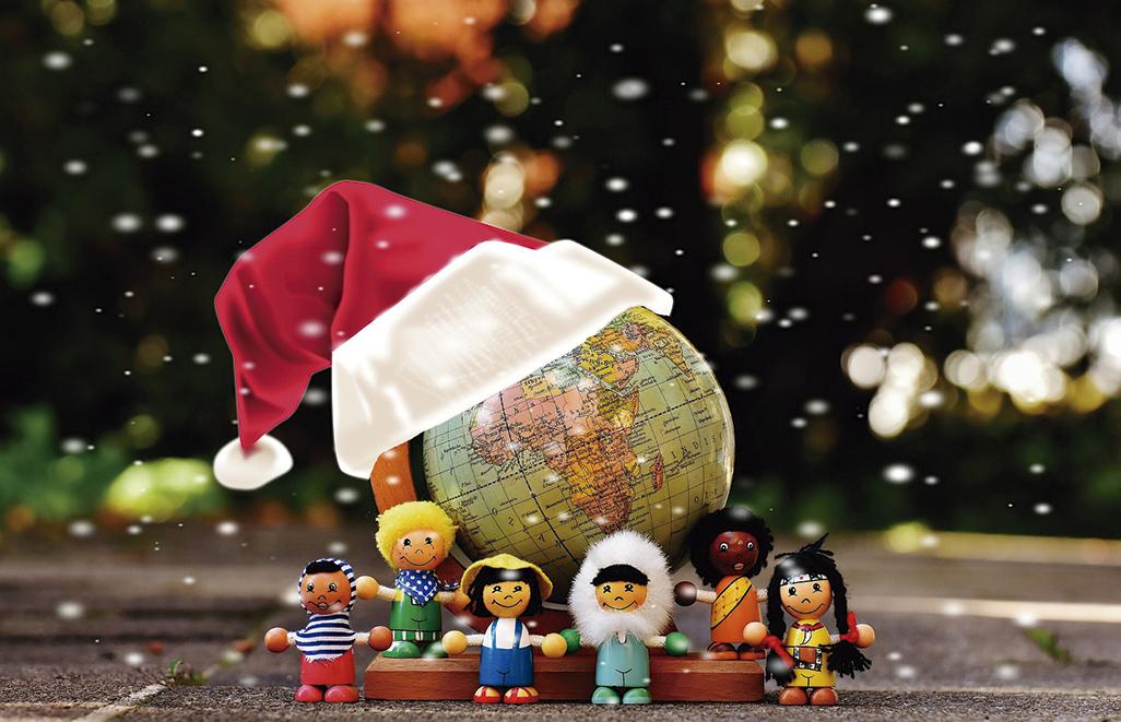 Jornada especial del Trueque del Juguete en Navidad