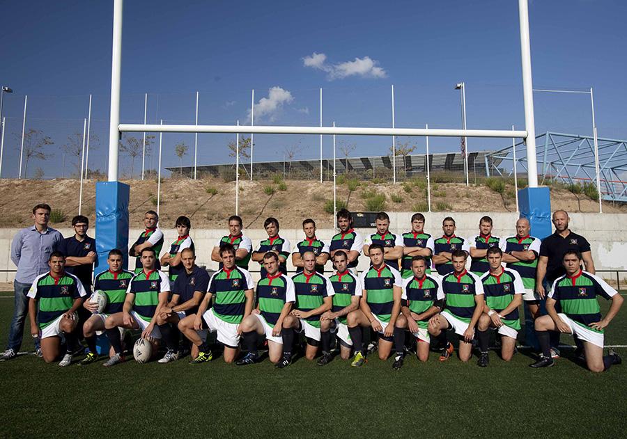 Los pioneros del rugby ripense: año 2011