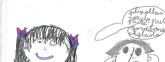 'Crecer con miedo': dibujos de la infancia víctima de violencia de género