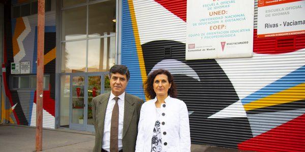La UNED sopla velas: 20 años en Rivas