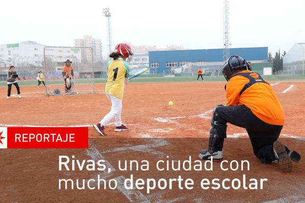 Rivas, una ciudad con mucho deporte escolar