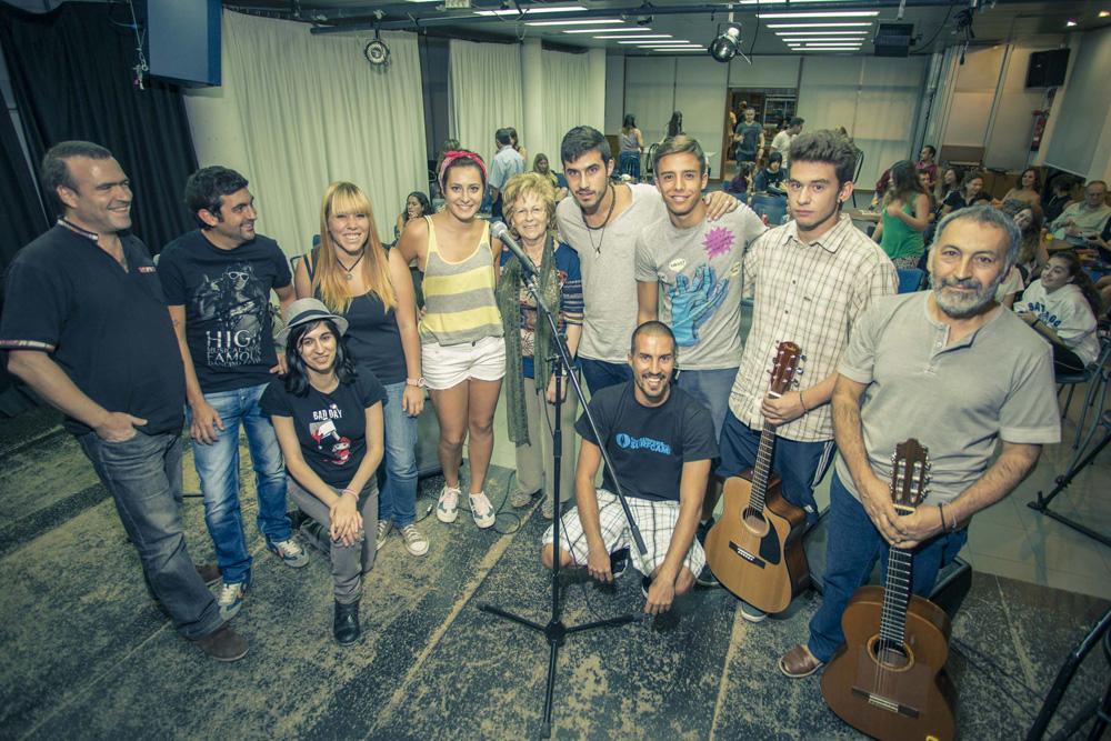 Micro Abierto: 50 artistas celebran sus 8 años
