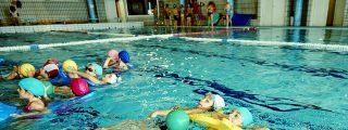 Curso de natación infantil de junio: pruebas de nivel ahora