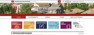 Rivas estrena nueva web municipal