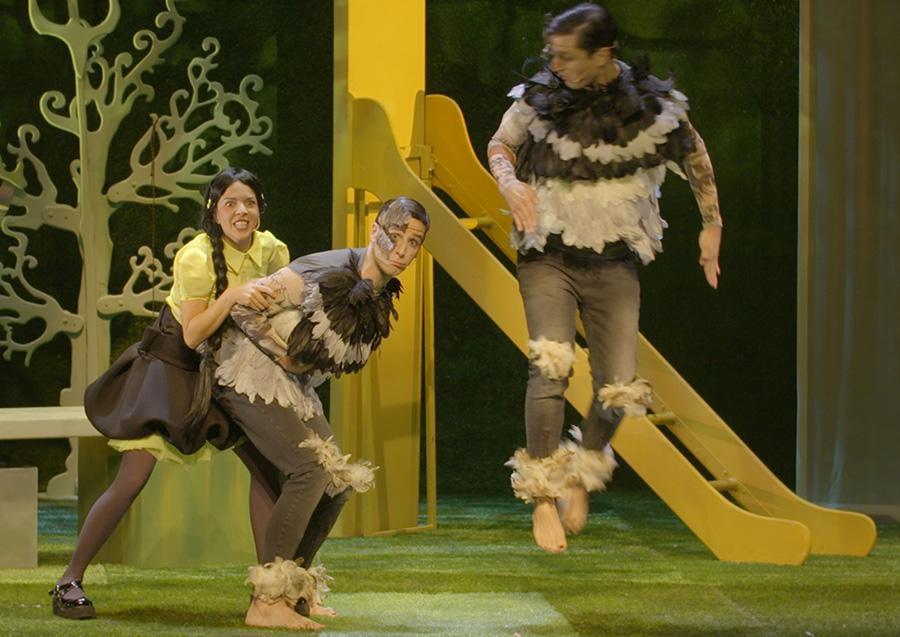 'El fantástico parque de Martina': teatro infantil