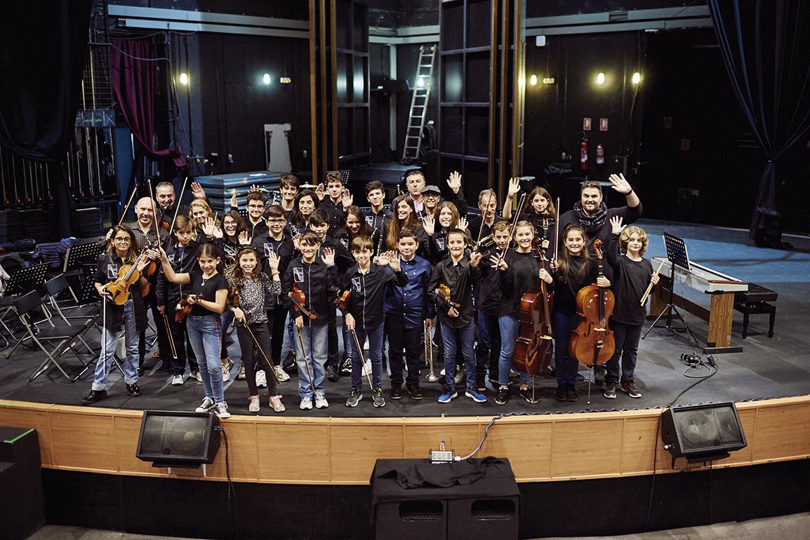 Orquesta Semifusa: unión musical ripense