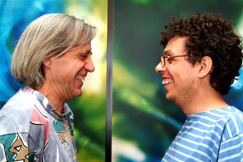 Pedro Guerra y Luis Pastor: mano a mano