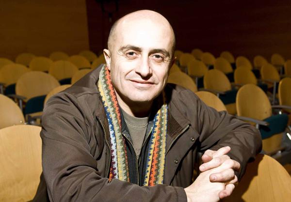 Pepe Viyuela, el payaso militante