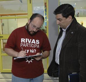 Tu voto cuenta: inscríbete en 'Rivas Participa'