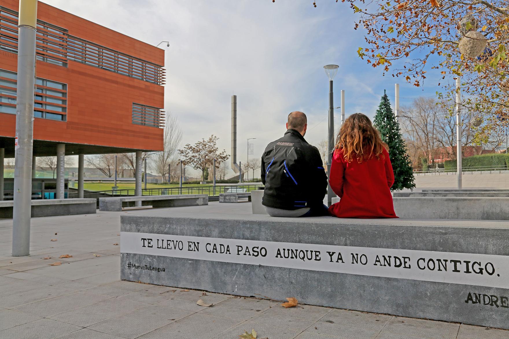 Versos de la gente para las calles de Rivas