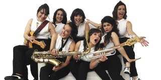 The clams: voces femeninas del soul