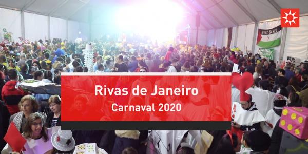 Rivas de Janeiro: carnaval 2020