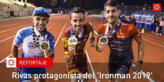 Iván Cáceres campeón del mundo