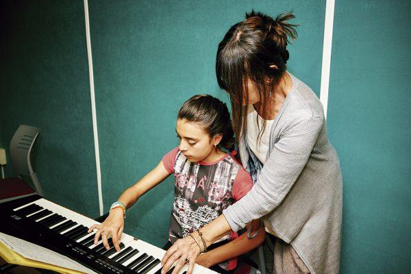 Musicoterapia en familia: comunicación desde la melodía