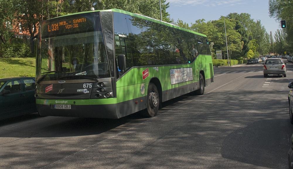 Cambios en horarios de autobús por el COVID-19