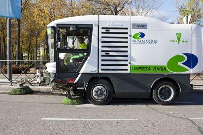 Protocolo especial de Rivamadrid para la limpieza en la ciudad
