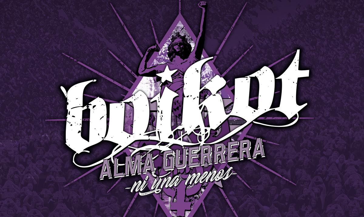 'Alma guerrera': lo nuevo de Boikot, en Rivas