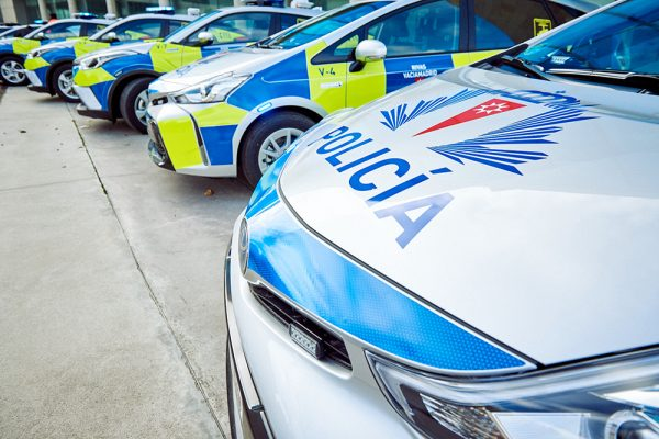 Rivas registró un 51% menos de robos en vehículos en 2020