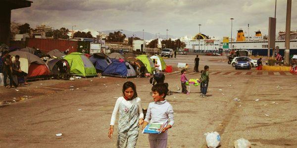 Personas refugiadas: '¿Cuántas vidas cuesta tu silencio?' Actividad pospuesta