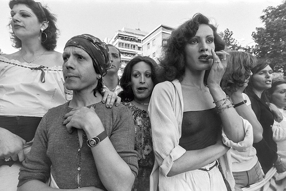 Fotografía: Benito Román, la década prodigiosa (1975-1985)