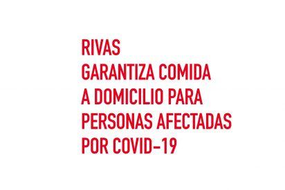 COVID-19: comida a domicilio para personas afectadas
