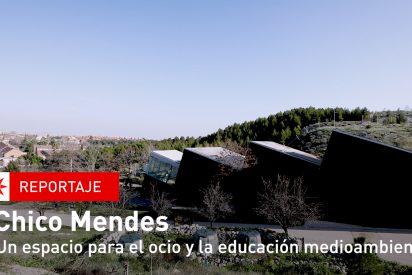 Conoce el centro de recursos medioambientales Chico Mendes