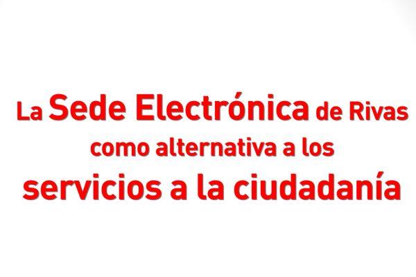 Sede Electrónica: alternativa al servicio presencial