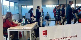 El Punto de Empleo de Rivas Vaciamadrid retoma la atención presencial con cita previa