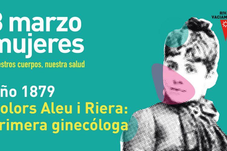 Marzo Mujeres 2020: aplazado