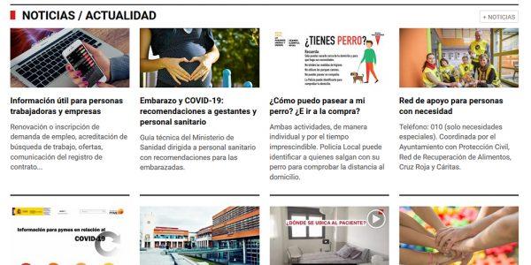 Todo lo publicado por Rivas sobre el COVID-19