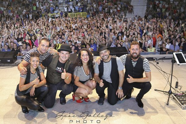 'Sabina en las venas': un concierto 19 días y 500 noches después