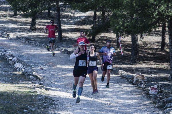 Rivas: tierra para una carrera de montaña