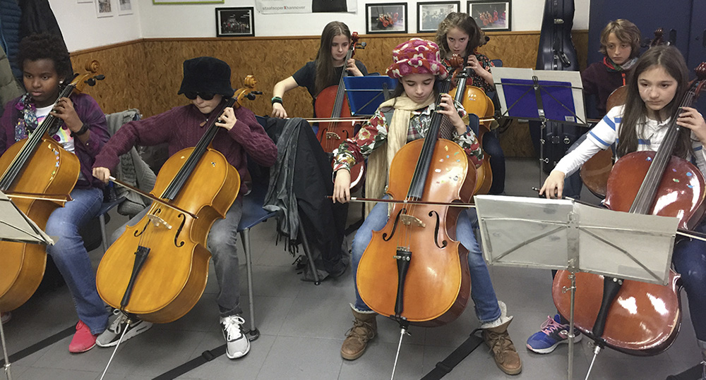 Recitales de la Escuela Municipal de Música
