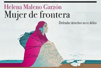 La activista Helena Maleno presenta su libro en Rivas