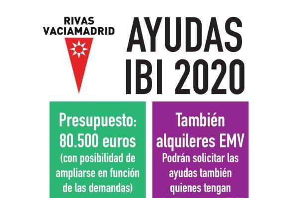 Información y listado sobre ayudas municipales para vivienda habitual (IBI 2020)