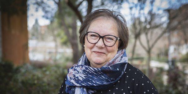 Esperanza Negueroles, divulgadora de la historia de las mujeres