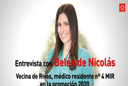 Entrevista con Belén de Nicolás