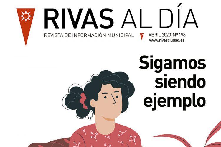 Una revista que habla de Rivas en un momento histórico