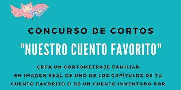 Y los cortos ganadores del concurso infantil 'Nuestro cuento favorito' son...