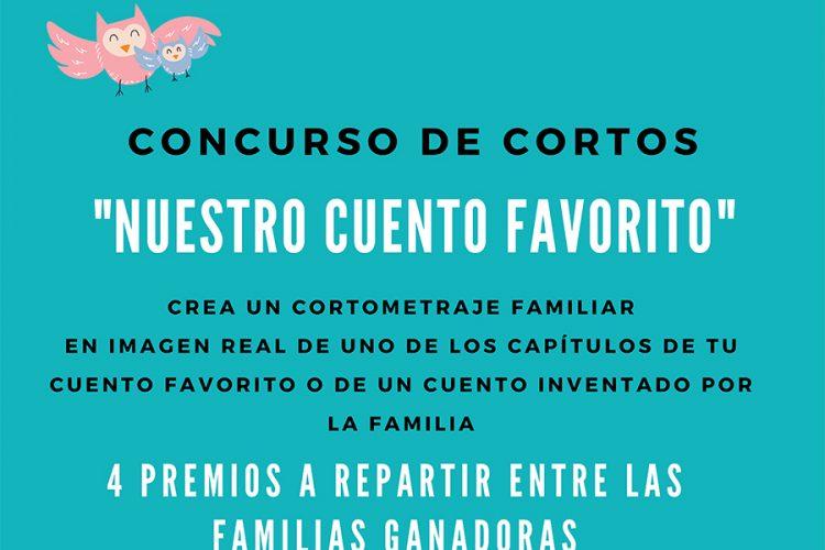 Ya se pueden votar los cortos del concurso infantil 'Nuestro cuento favorito'