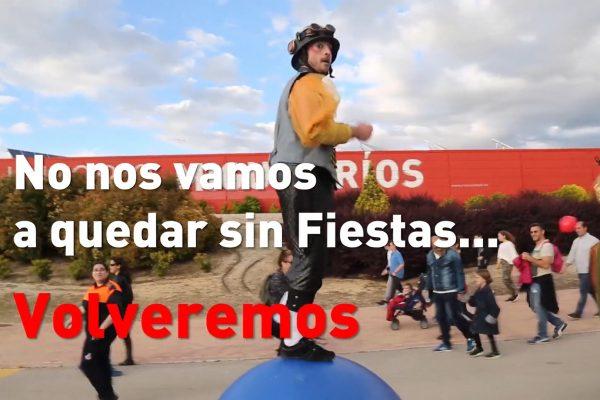 Rivas no se va a quedar sin Fiestas. Espectáculos de calle