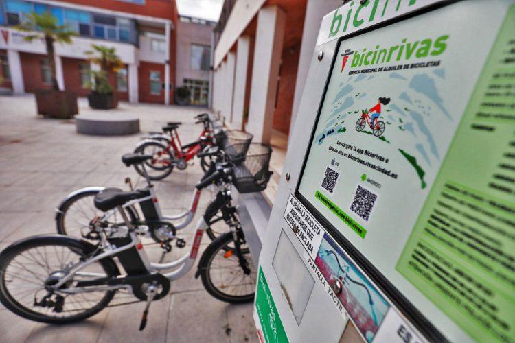 Abonos de solo 50 céntimos para BicinRivas durante la Semana Europea de la Movilidad