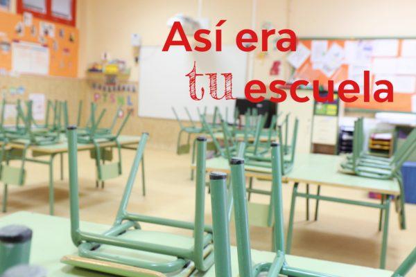 Hoy, la Escuela