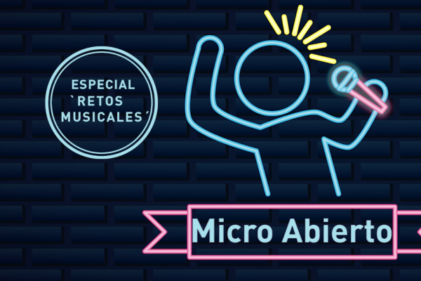 Micro Abierto 28 mayo. #QuedateEnCasa